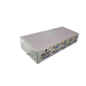 Distribuidor SPLITTER 1X8 500 MHZ VGA MT-5008